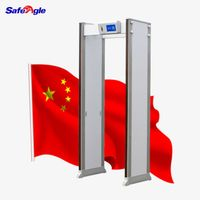 Safeagle New Arrival Walk Through Metal Detector for Body Checking thumbnail image