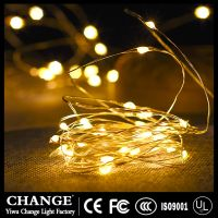 LED Copper Wire Fariy String Lights holiday Christmas Birthday Wedding Baby Party Wedding Decor thumbnail image