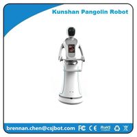 Trackless Robot waiter restaurant equipment intelligent robot