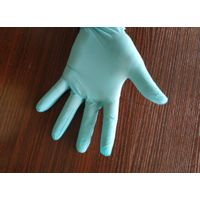 Powder free disposable medical safety protective examination cut resistant work nitrile glove
