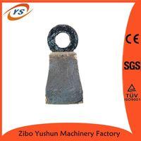 crusher hammer/forged/high manganese steel cast/high chromium alloy hammer for sale