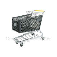 YLD-PT180-1FB Plastic Shopping Cart,Shopping Cart,Shopping Trolley Manufacturer thumbnail image