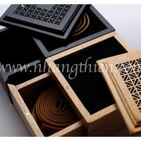 High grade quality from oudh oud wood coil rolls incense, nice shape, get lasted wholesale price.