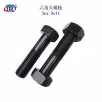 10.9 class Hex Bolt With Nut and Washer thumbnail image