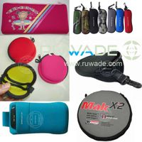 Neoprene pencil coin glasses lens CD DVD case, neoprene glasses mobile phone pouch