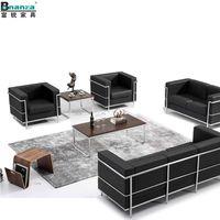 Le Corbusier single seat replica office sofa