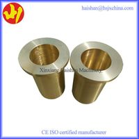 Sand Casting Lead Bronze Socket Liner High Load Capacity and Durable thumbnail image