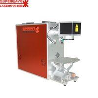 High Precision 50w 30w 20w Fiber Laser Marking Machine For Metal thumbnail image