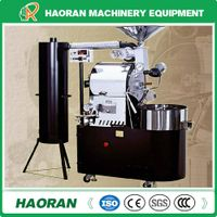 10kg /Batch Coffee Roaster with Gas Heating