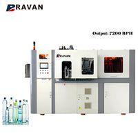 6 Cavity Stretch Blow Moulding Machine for Jar Bottles water bottle making machine