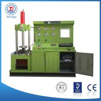 JLT vertical hydraulic valve test bed, valve test bench