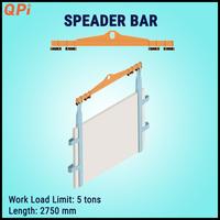 Spreader Bar M5 / Lifting Equipment / Quan Phong Lifting Bar