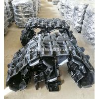 Heat Treated Track Shoe With Pin For Crawler Crane thumbnail image
