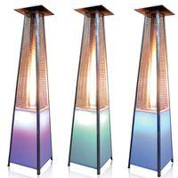 2015 New Product LED illuminating multicolor glass tube patio heater thumbnail image