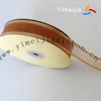 boutique satin edged organza ribbon thumbnail image