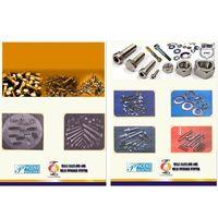 Fasteners like Pop-rivets/Blind Rivets, Rivets, Nut/Bolts, Screws, Washers etc. thumbnail image