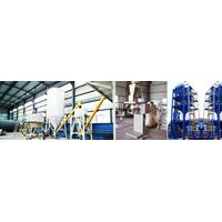 Insulated concrete mixing plant (Plant in winner) thumbnail image
