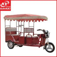 Comforable Electric Adult Tricycle For Sale