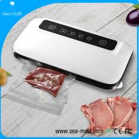 Sea-maid 2018 new arrival Multi-function vacuum food sealer machine with roll and bag