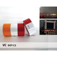 Reflective Tape Vehivle Conspicuity Marking Truck Trailer safety DOT-C2 ECE 104