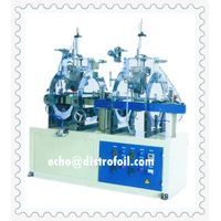 Customed width foil stamping machine