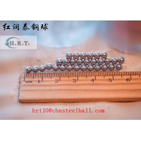SUS 440 stainless steel ball for miniature bearing/medical equipment/ballpoint pens/valves/pumps