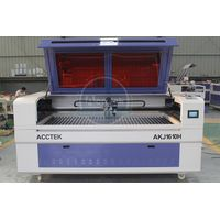 AKJ1610H-2 rubber stamp laser engraving machine with Mirror and lens thumbnail image