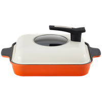 Eco Steam Grill Pan