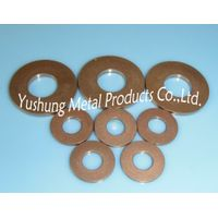 Silicon bronze flat washer fender washers thumbnail image
