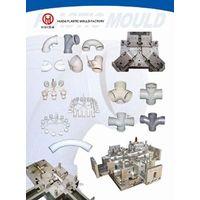 PP, PE, PPR, PVC pipe fitting mould thumbnail image