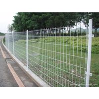 High quality 358 security mesh perfect fencing