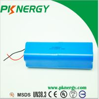 24V 12ah Lithium Ion Battery Rechargeable Icr18650 Li-ion Batteries Pack for E-Bike thumbnail image
