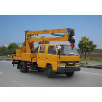 High-altitude Operation Truck, Aerial Working Platform Truck