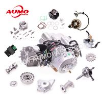 Motorcycle Cylinder Set and Piston Kit parts for C110 110cc ATV 152FMH Engine Spare Parts thumbnail image