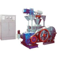 Dry power ball press /briquette making machine ( 5 press models) thumbnail image