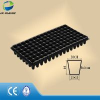 105 Cell plastic PS nursery pots and containers wholesale plant nursery seed tray