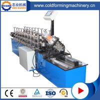 Galvanised Metal Stud Track Rolling Forming Machine