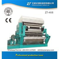 Energy saving 32 moulds egg tray manufacturing machine