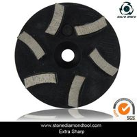 Floor Concrete Grinding Toolings Grinding Wheel