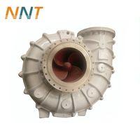 Large slag or coal slurry pumping machine for desulphurization system