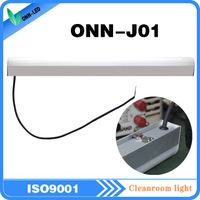 J01 led teardrop led cleanroom lighting fixture ceiling mounted