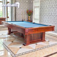 Multifunctional slate dining pool table thumbnail image