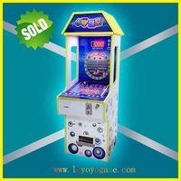 Chinese Winnie gambling bingo pinball machine factory