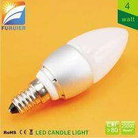 4W E14 C35 LED Candle Light