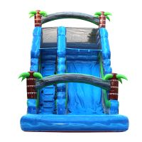 Commercial Inflatable Water Slide with small pool For Kids and Adults thumbnail image