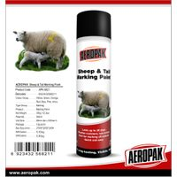 AEROPAK High Quanlity Harmless and Colorful Sheep and Tail Marking Paint