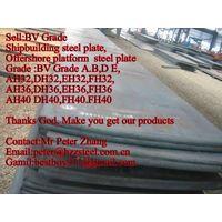 Sell :Shipbuilding steel plate,Grade,BV/AH40,BV/DH40,BV/EH40,BV/FH40,steel plate/sheets/Material/Spe