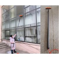 Carbon fiber Water fed pole window cleaning pole