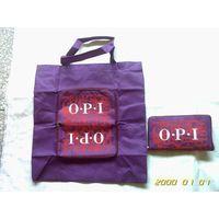 Non Woven Foldable Bag With Zipper thumbnail image