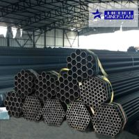 Cold Rolled Steel Round Pipes